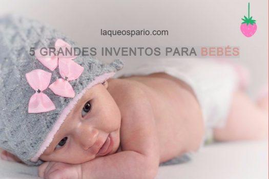 inventos para bebés