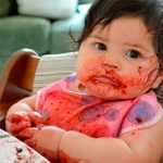 Baby Led Weaning con 9 meses