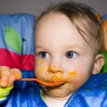 Baby Led Weaning con 15 meses