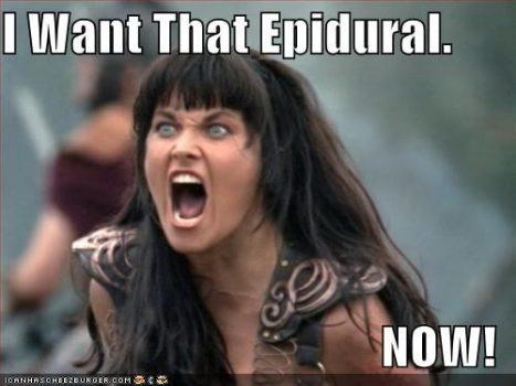 epidural xena