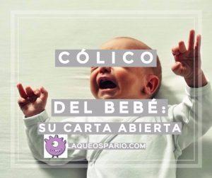 Cólico del bebé