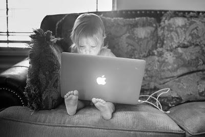 Nuevas Tecnologías y niños ordenador