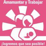 Semana mundial de la Lactancia Materna 2015: Amamantar y trabajar.
