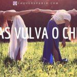 ¿Usas vulva o chichi?