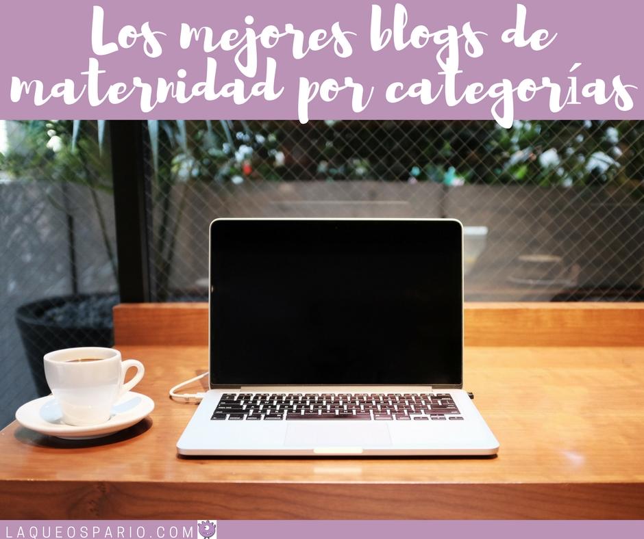blogs de maternidad por categorías