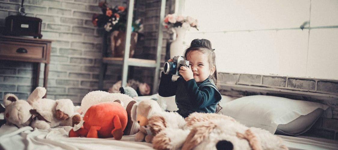 9 Consejos para hacer vídeos a niños
