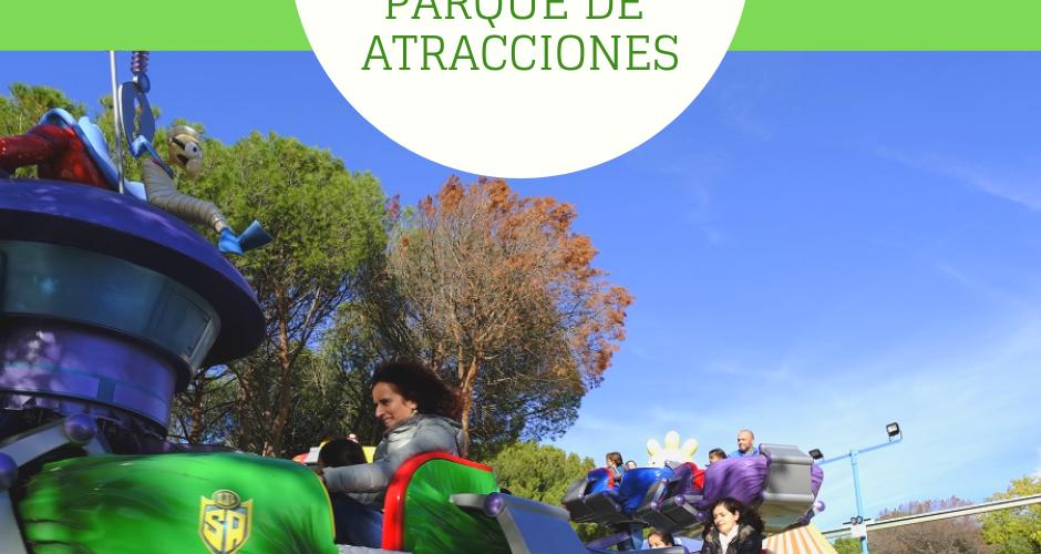 Celebrar la Comunión en el Parque de Atracciones
