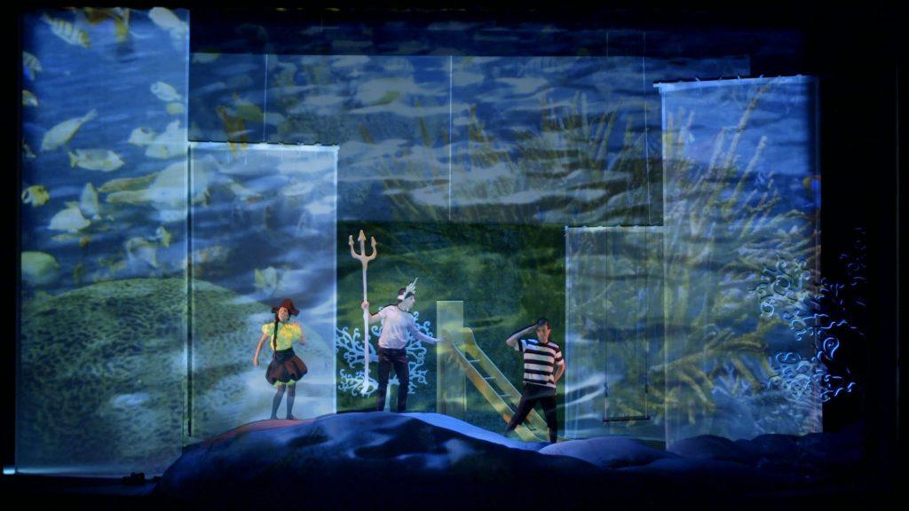 teatro para niños el parque de Martina